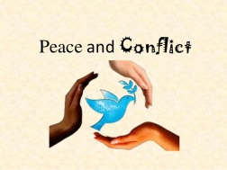 peace-and-conflict image